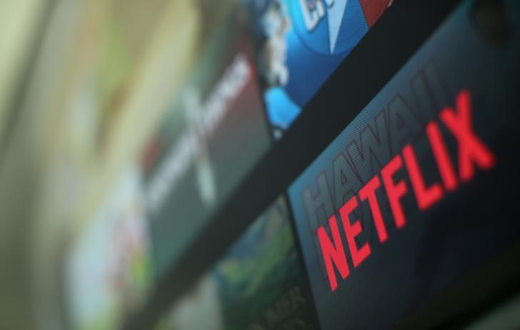 © Reuters. Logo do Netflix em ilustração