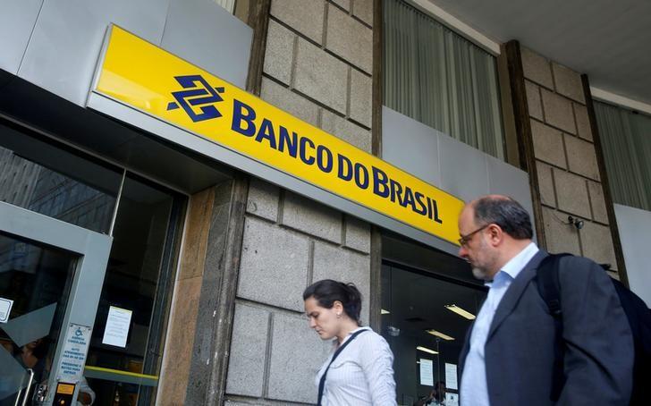 © Reuters. Agência do Banco do Brasil no Rio de Janeiro