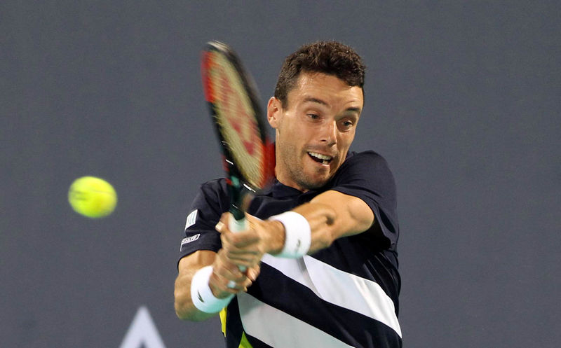 © Reuters. Tennis - Mubadala World Tennis Championship - Men's Finals
