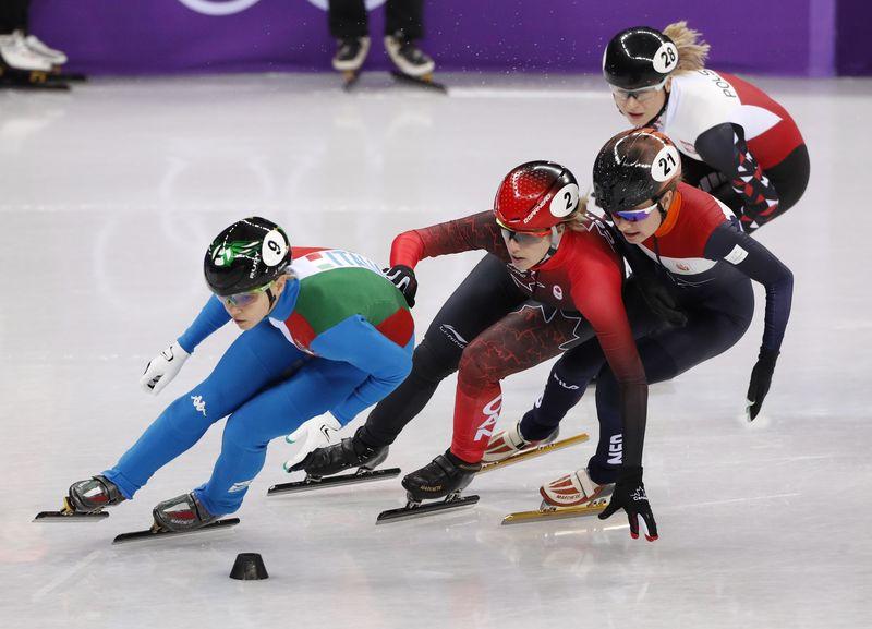 © Reuters. Pyeongchang 2018 Winter Olympics