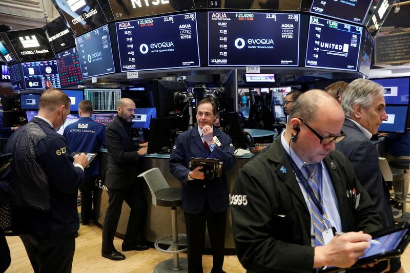 Wall Street slides as Facebook data issue pounds tech sector