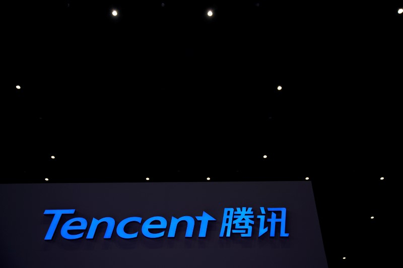 Tencent loses $24 billion in market cap after Naspers' selldown