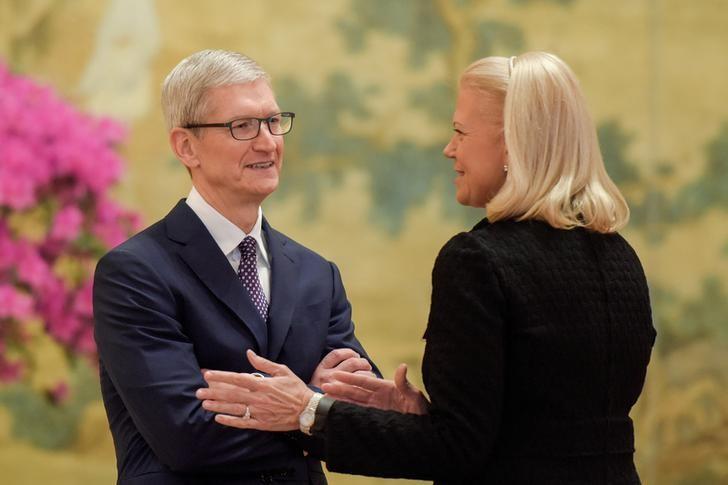 Apple und IBM fordern strengere Regeln für Umgang mit ...