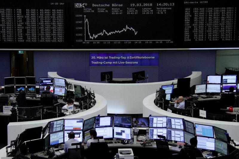 Stocks rally as Xi calms U.S.-China trade fears; Russian rouble tumbles