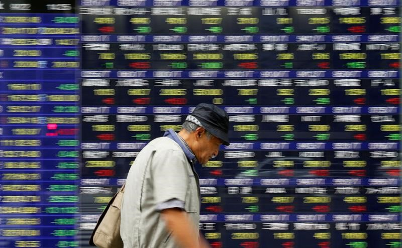 Asia stocks struggle with rising yields; oil stays high