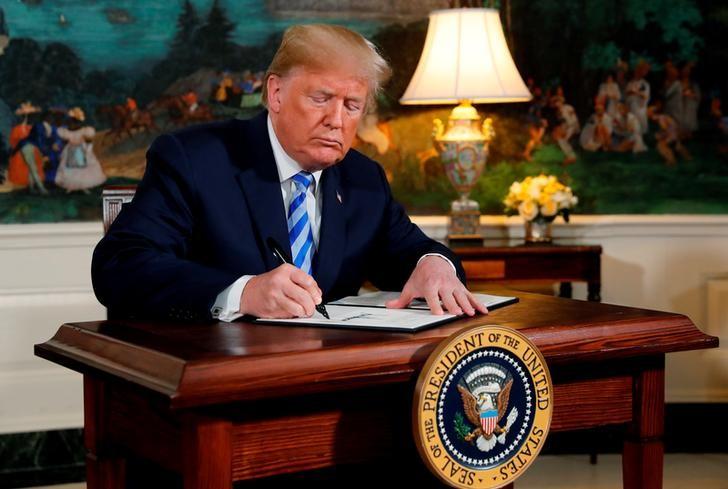 Usa Nach Kündigung Von Iranischem Atom Abkommen Isoliert Von Reuters