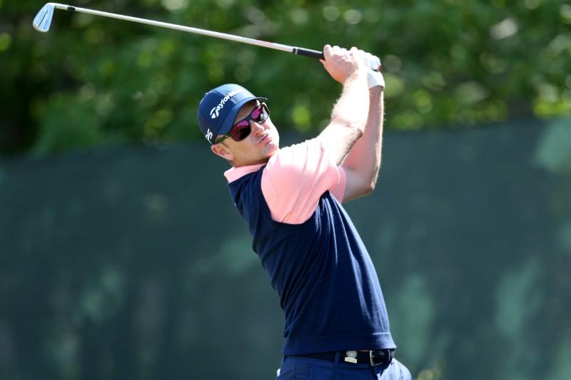 © Reuters. PGA: U.S. OPEN - Practice Round