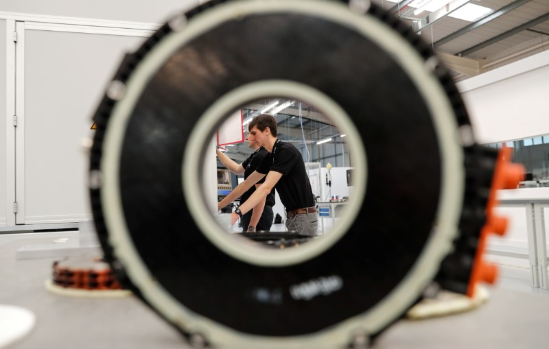 UK industrial orders jump in June - CBI