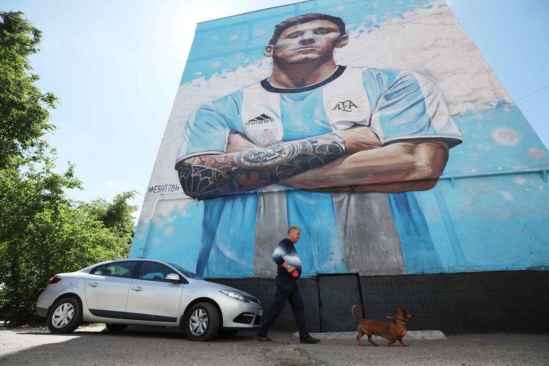 La Argentina de Messi busca redención contra una peligrosa Croacia ...