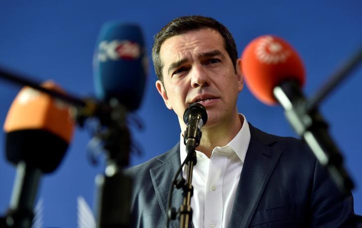 Αποτέλεσμα εικόνας για Grecia, Tsipras: necessita di politica bilancio prudente dopo salvataggio