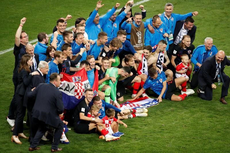 Una Croacia agotada deberá apoyarse en sus reservas para la final ...