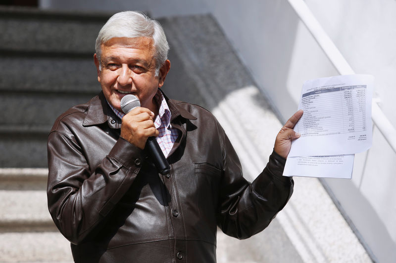 Mexico's leftist election winners to appeal campaign funding fine