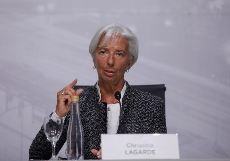 """Lagarde dice Argentina está """"inequívocamente"""" progresando en políticas fiscales"""