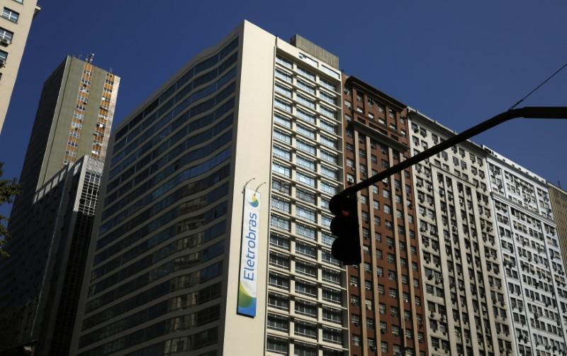 © Reuters. Sede da Eletrobras no centro do Rio de Janeiro