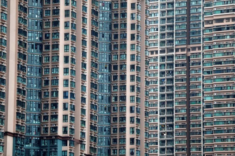 Hong Kong home prices hit another record, but could face headwinds