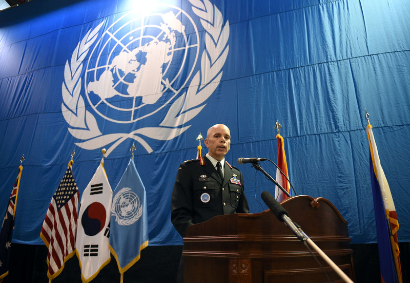 """Résultat de recherche d'images pour """"U.S. says remains returned by North Korea likely American"""""""
