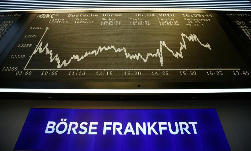 Sharp stock falls mar European trading as HSBC, Banco BPM disappoint