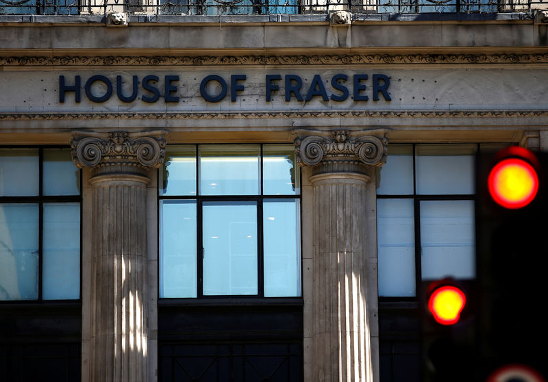 Sports Direct Buys House Of Fraser From Administrators For 90