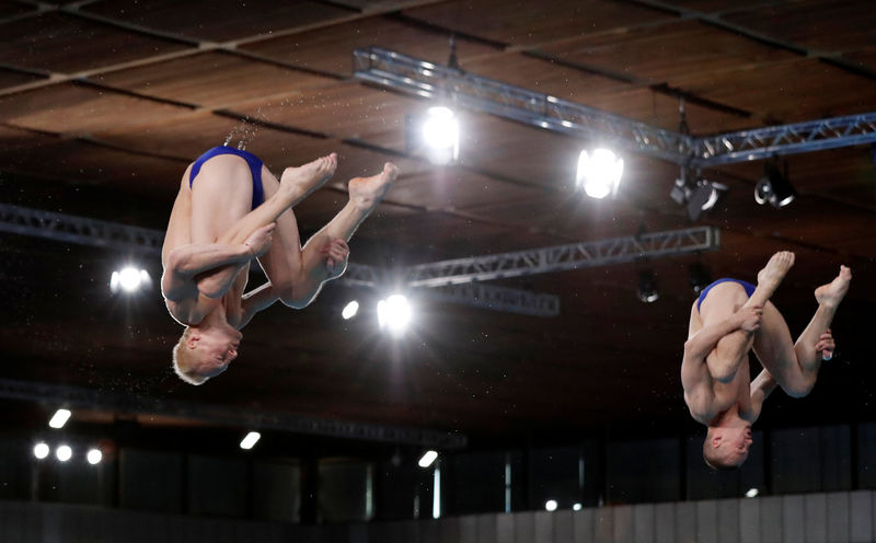 © Reuters. 2018 European Championships - Glasgow