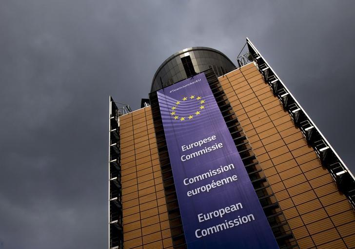 © Reuters. Здание Еврокомиссии в Брюсселе