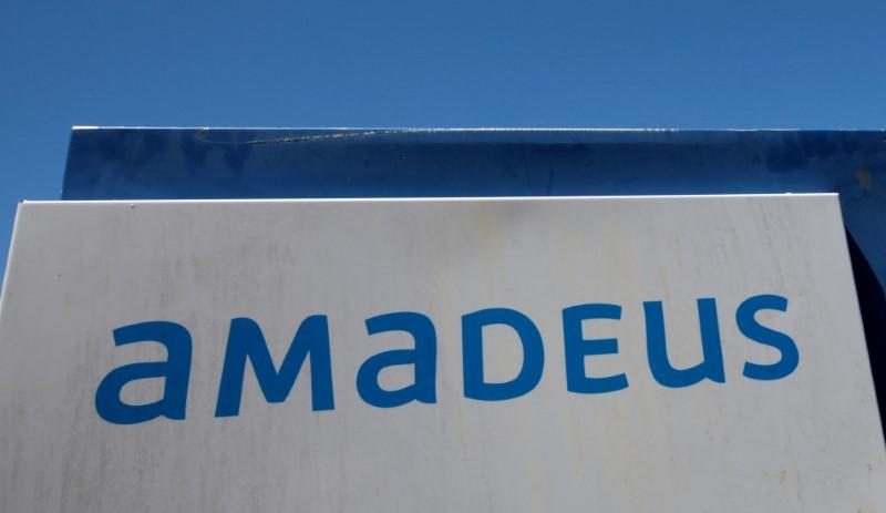 © Reuters. Amadeus compra estadounidense Travelclick por 1.332 millones de euros