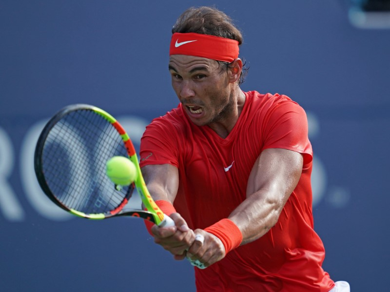 Image result for Nadal withdraws from Cincinnati Masters for extra rest