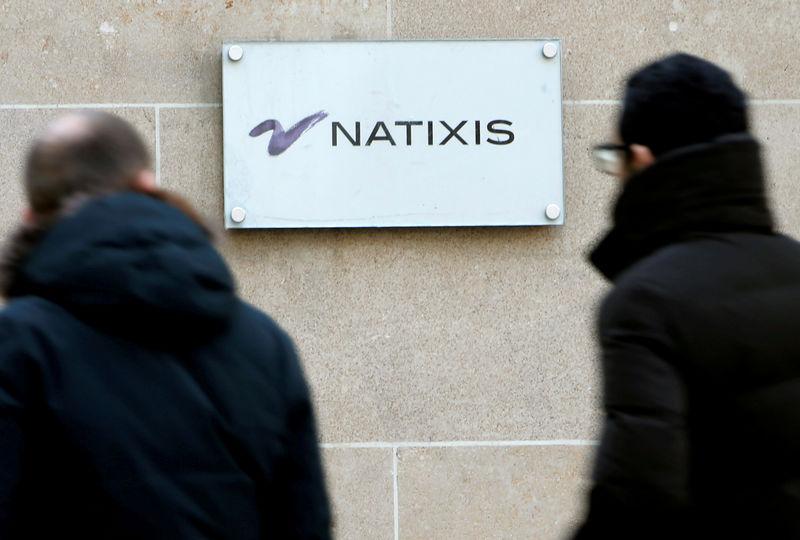 © Reuters. NATIXIS ÉCARTE ENCORE TOUTE OPA SUR INGENICO