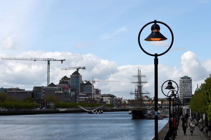 Ireland could eliminate budget deficit with bumper corporate taxes