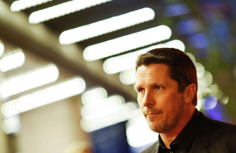 © Reuters. Christian Bale, protagonista da comédia política