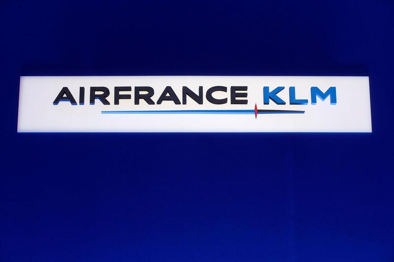 © Reuters. UN PILOTE DE TRANSAVIA À LA TÊTE DU SNPL D'AIR FRANCE
