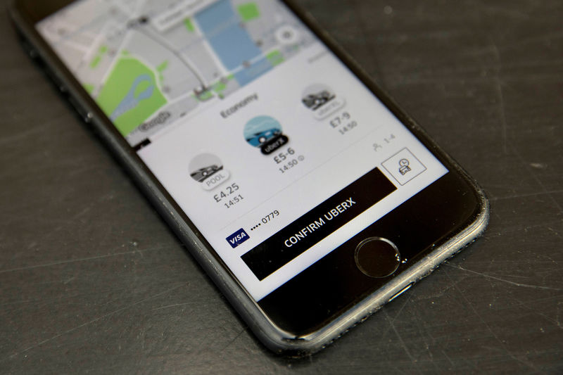 Ride-hail firm Lyft races to leave Uber behind in IPO chase By Reuters