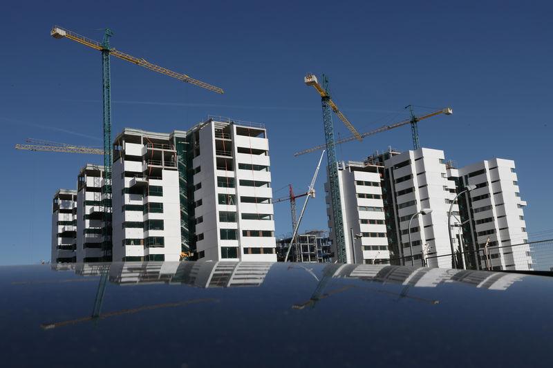 © Reuters. La vivienda sube en España a un ritmo no visto desde antes de la crisis