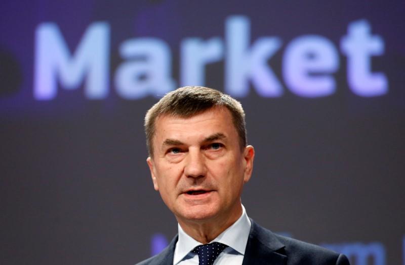 © Reuters. Europa debería estar preocupada por Huawei, dice comisario de tecnología de la UE