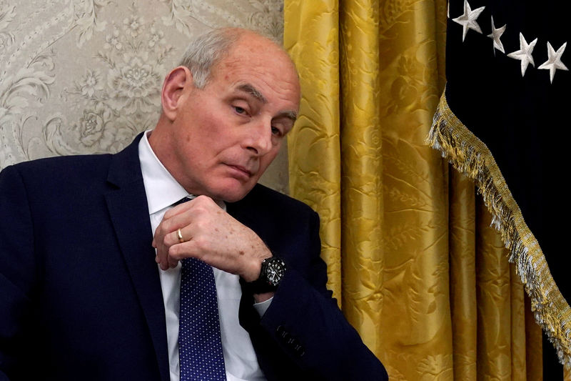 © Reuters. John Kelly em Washington