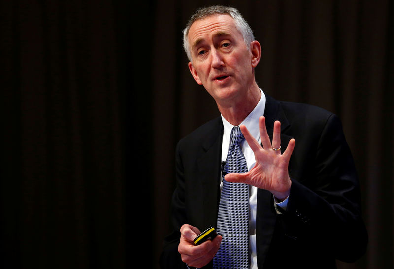 © Reuters. FILE PHOTO: Roche Pharmaceuticals CEO O'Day attends a news conference in Basel