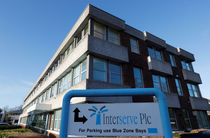 UK to continue to grant contracts to embattled Interserve - FT