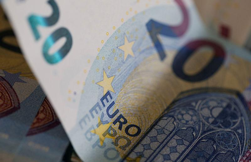 Euro zone bond yields fall as weak PMI fans growth fears