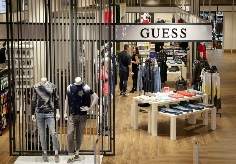 Fashion group Guess fined $45 million for blocking EU cross-border sales