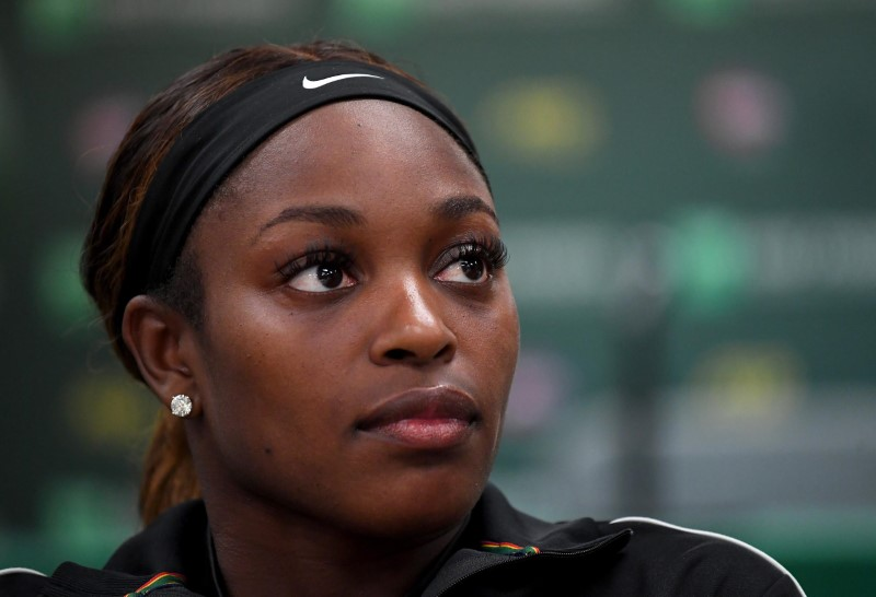 Tennis: Stephens swatted aside by Vogele at Indian Wells