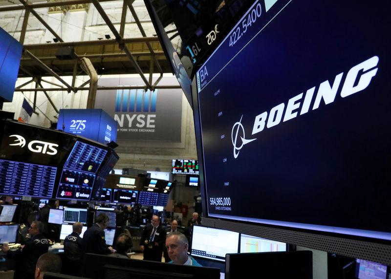 S&P e Nasdaq avançam com inflação moderada; Boeing pressiona Dow ...