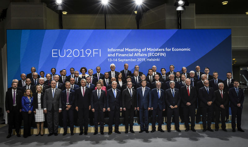 EU finance ministers back push for simpler fiscal rules