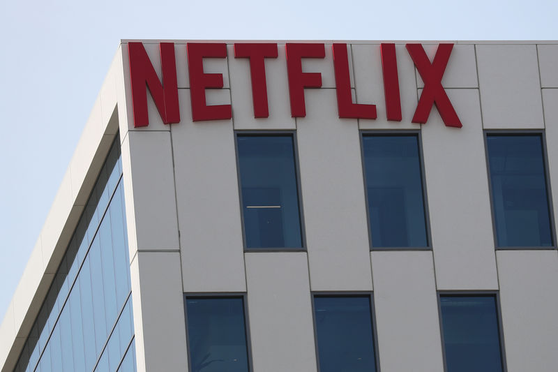 France's Canal+ pairs up with Netflix in pay-TV shift By Reuters