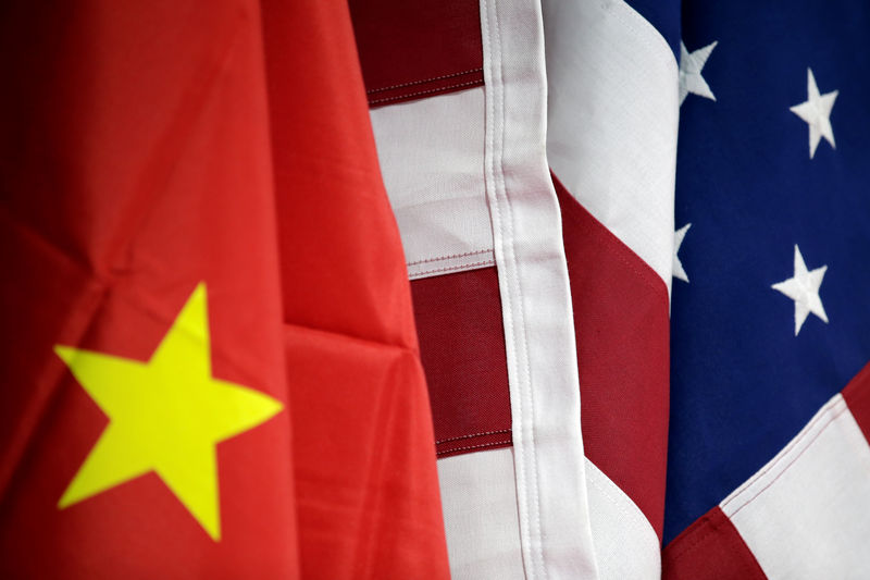 Trade talks seen as unlikely to mend U.S.-China divide By Reuters