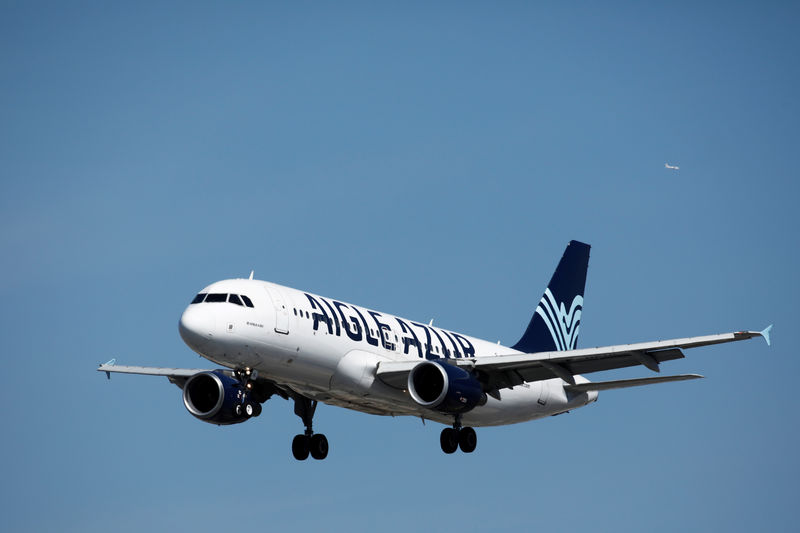 France hoping for better rescue offers for Aigle Azur airline By Reute