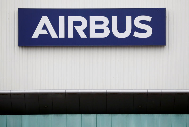 German prosecutors probe Airbus for potential misuse of client documen