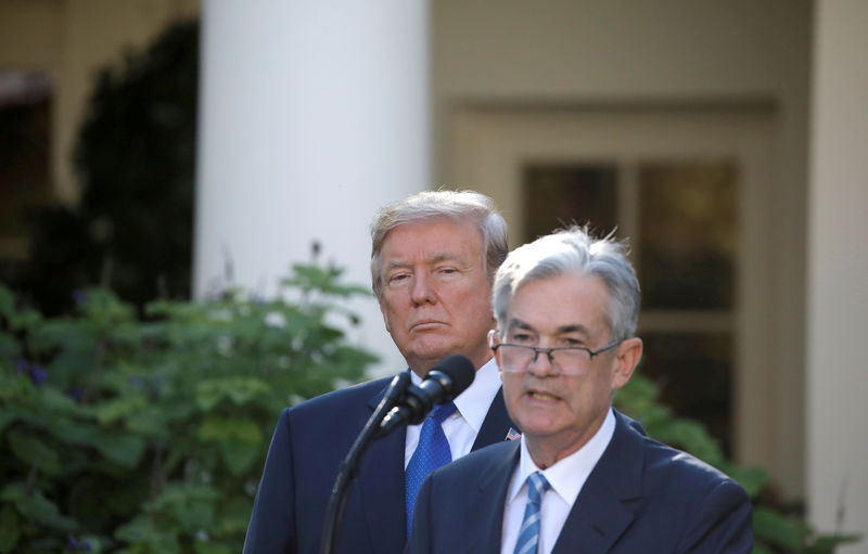 Powell to Trump: Now it's your turn By Reuters