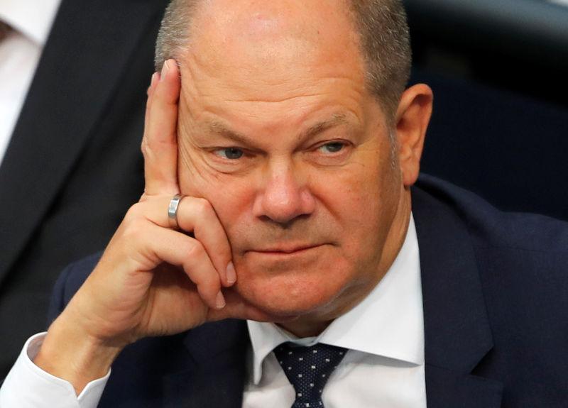 German Finance Minister warns no-deal Brexit would disrupt trade