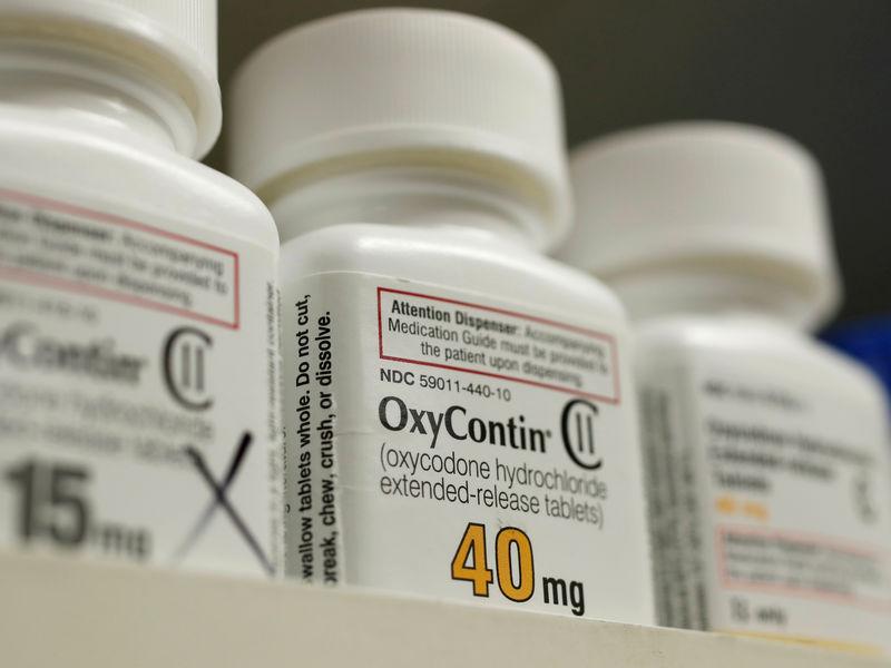 Purdue Pharma seeks to halt opioid suits against company, Sacklers By