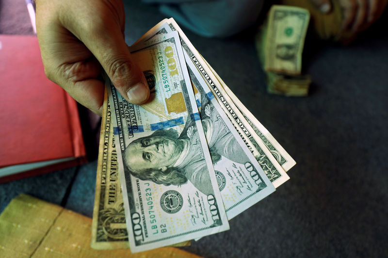 Speculators up net long U.S. dollar bets to 5-week high: CFTC, Reuters