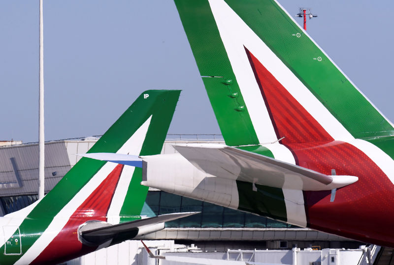Italy's Conte calls on Delta to commit more to Alitalia By Reuters